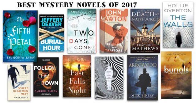strand mag best novels 2017