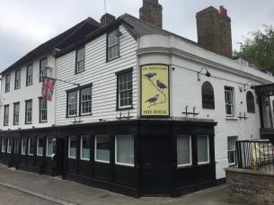 Three Daws pub, Gravesend